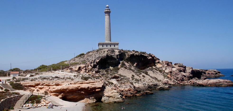 Cinco empresas se interesan por la gestión de las visitas al faro de Cabo de Palos