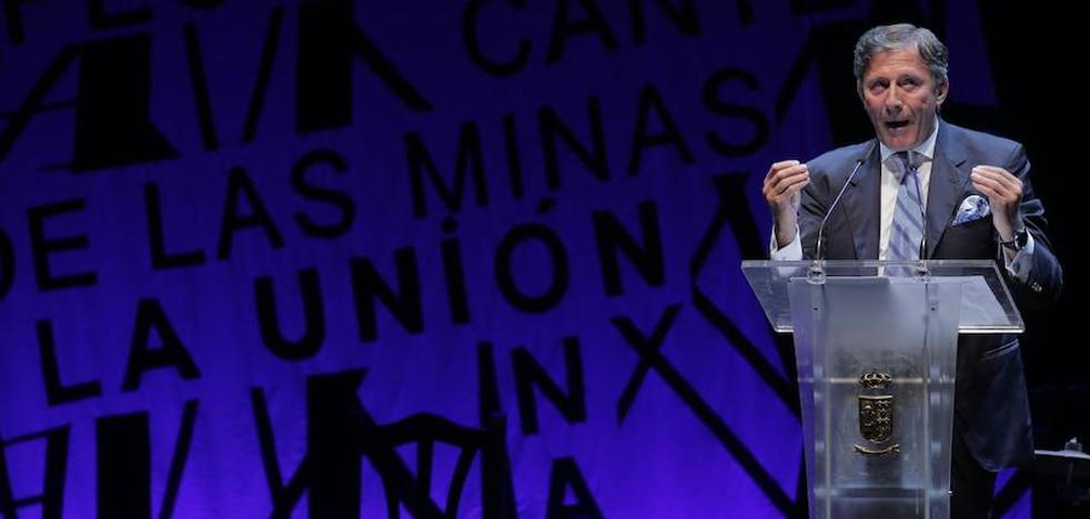 Jesús Álvarez: «Este festival está vivo»