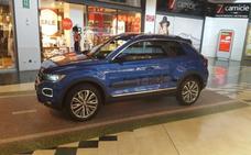 Espacio Mediterráneo recibe al esperado Volkswagen T-Roc