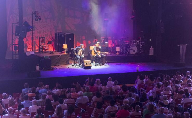 El más bello escenario flamenco