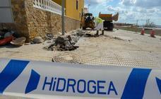 Hidrogea renueva las tuberías de 2.800 viviendas de Cartagena y descarta riesgo sanitario por el plomo