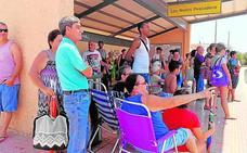 Una avería paraliza más de una hora el Feve de Los Nietos con 30 viajeros