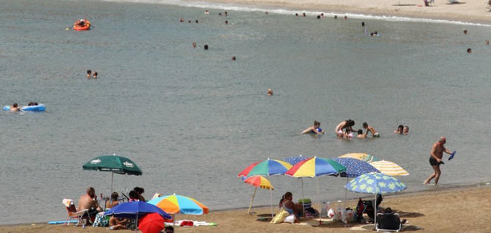 Dos francesas denuncian ser víctimas de una agresión sexual en una playa de Águilas
