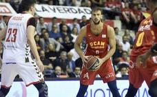 Marcos Delía renueva una temporada más con el UCAM