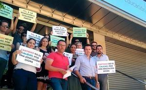 Ciudadanos exige al PP que acabe «de una vez por todas» con los barracones
