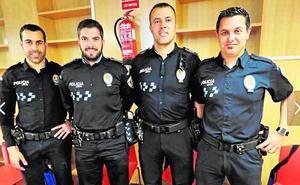 La plantilla de Campos del Río se refuerza con cuatro policías