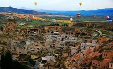 Capadocia, un escondite mágico bajo tierras turcas