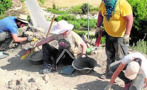 Begastri intenta captar financiación privada para las excavaciones