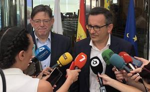 Los socialistas valencianos y murcianos piden mejoras en financiación autonómica