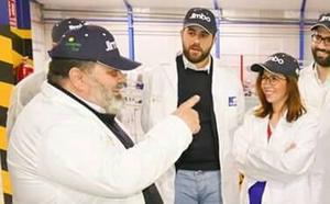 La empresa Jimbo Fresh acude al rescate del Cartagena FS