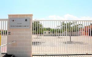 Sesenta niños de La Hoya y La Campana iniciarán el curso en aulas prefabricadas