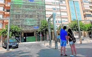 La construcción de ocho bloques de pisos evita el parón del sector inmobiliario en Cartagena