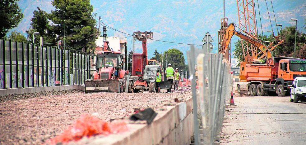 Adif prevé adjudicar a fin de año las obras que restan del soterramiento