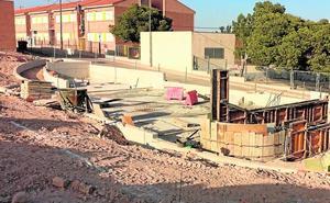 El barrio de San José estrenará parque a la vuelta de las vacaciones