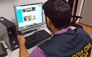 Investigan en Murcia al integrante de una banda que estafaba con la venta de móviles en internet