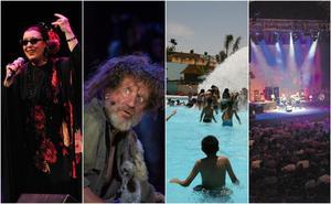 Música, Perseidas y teatro este fin de semana en la Región