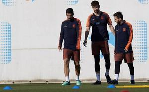 Messi, Busquets, Piqué y Sergi Roberto serán los capitanes del Barça