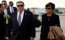 Los padres de Melania Trump son ahora ciudadanos de EE UU