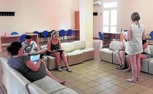 Los albergues municipales de Lorca ganan clientes y rozan el lleno