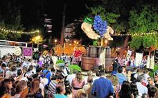 21.000 litros de vino para iniciar la fiesta en Jumilla