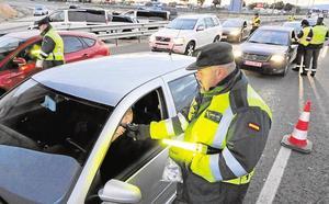 Tres de cada diez conductores de la Región admiten coger el coche tras beber alcohol