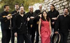 El folk gallego de Luar na Lubre
