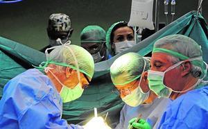 Casi 10.000 pacientes pueden ya consultar la fecha aproximada de su intervención