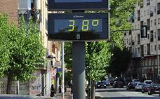 La Vega del Segura, en aviso amarillo por temperaturas de hasta 38 grados