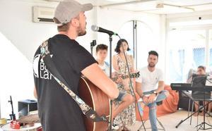 El campamento 'Maldita Beach Rock 2018' reúne a 95 jóvenes