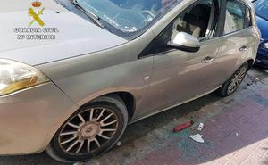'Cazan' a un experimentado asaltante de vehículos en Cieza