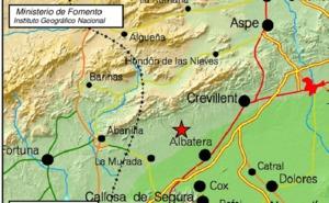 Un terremoto de 4,3 grados en Albatera se deja sentir en gran parte de la Región