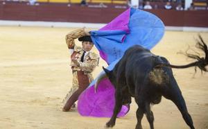Carlos Aranda sustituye a Fran Ferrer en la Feria Taurina de Blanca