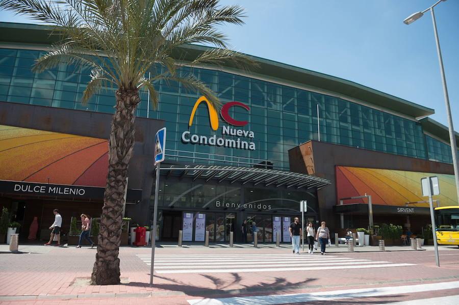 Detenido por robar más de 1.300 euros en ropa en Nueva Condomina