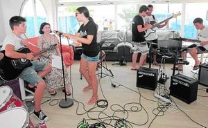 Campamento de verano con 'Maldita Nerea'