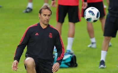 Lopetegui: «El Atlético nos va a llevar al límite»