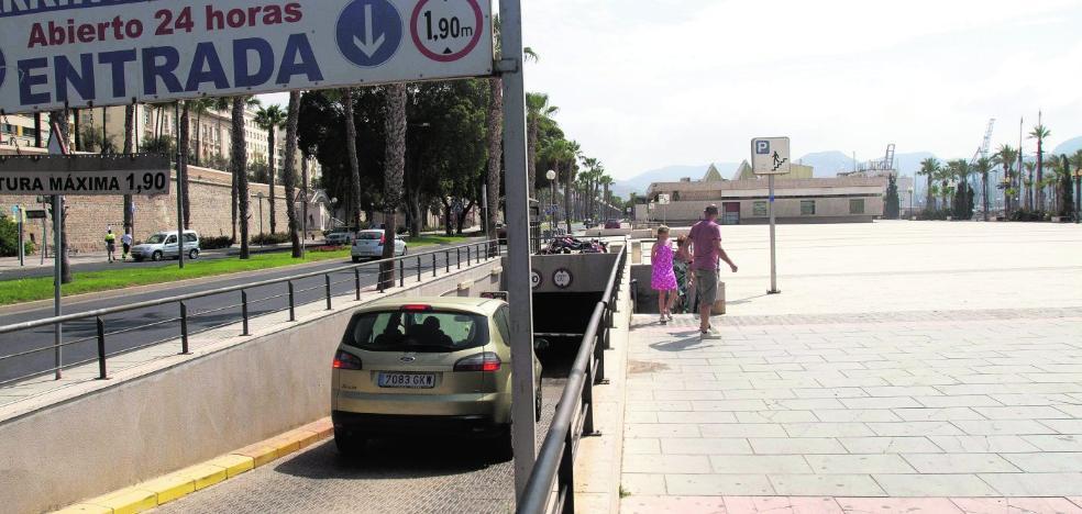 El Puerto de Cartagena extrema los controles para evitar accidentes como el del pantalán de Vigo