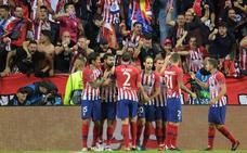 Benzema pone las tablas en el marcador