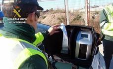 Detenidos nueve conductores de camión y autobús por conducir ebrios en lo que va de año en la Región