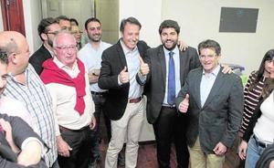 El PP de Lorca comienza el día 21 el proceso para elegir a su nuevo presidente