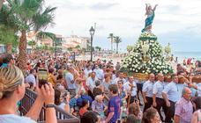 La Asunción abre sus brazos al Mar Menor en Los Alcázares