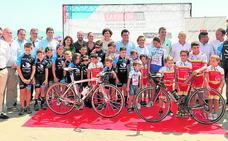 San Javier y Puerto Lumbreras ya esperan la Vuelta a España