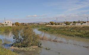 La CHS investiga dos vertidos al Segura en Las Torres y Alcantarilla coincidiendo con las lluvias