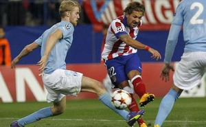 La FIFA sanciona al Atlético por usar un fondo para fichar a Cerci