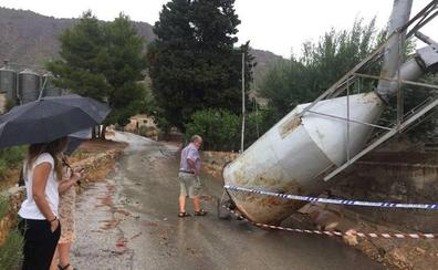 CaixaBank establece un plan de ayudas para los afectados por las lluvias en la Región de Murcia