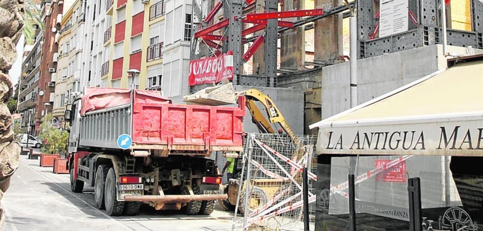 Urbanismo encarga el nuevo Plan General de Cartagena y reclama otra vez las normas transitorias