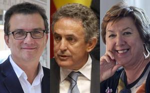 Garaulet y Oñate, los parlamentarios murcianos más activos; Barreiro, la que menos
