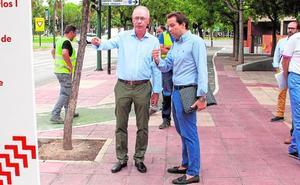 El futuro carril bici del Carmen pondrá el barrio patas arriba