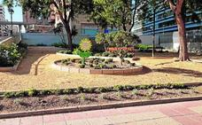 Desarrollo Urbano habilita una nueva zona verde en la avenida Abenarabi