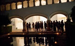 Visita nocturna al Museo de Santa Clara
