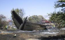 Las víctimas de Spanair exigen justicia en el décimo aniversario de la tragedia